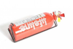 Fire Extinguisher 1.75 Litre AFFF