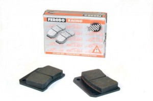 Rear Brake Pads - DS2500