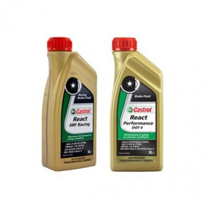 CASTROL PERFORMANCE BRAKE FLUID - 1 LITRE