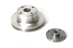 Press on Water Pump Pulley 6 Cylinder