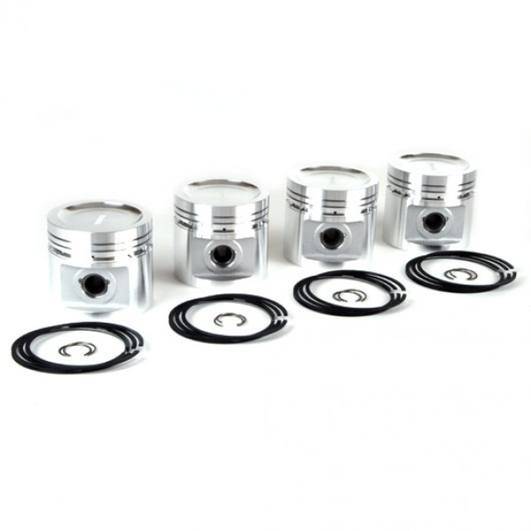 88mm Pistons - Dished M Specification Set