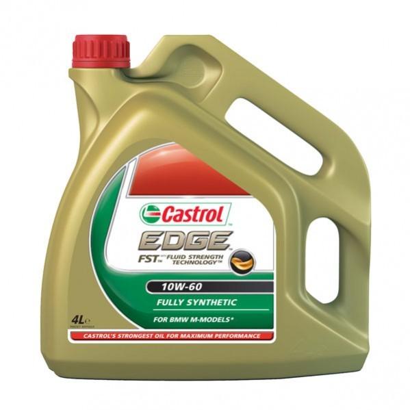 Castrol Edge 10w60 Oil 4 Litre