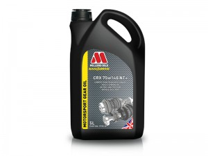 Millers CRX 75w140 NT Gear Oil   5 litres