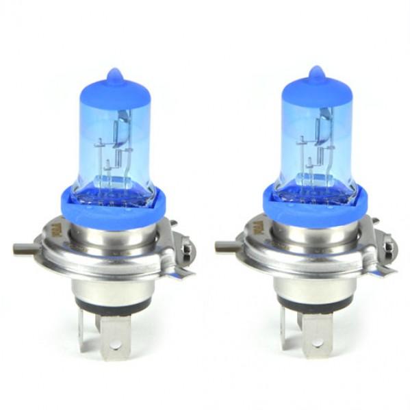 60/80W H4 bulbs - Ceramic Warm White 140/165W (not E marked)