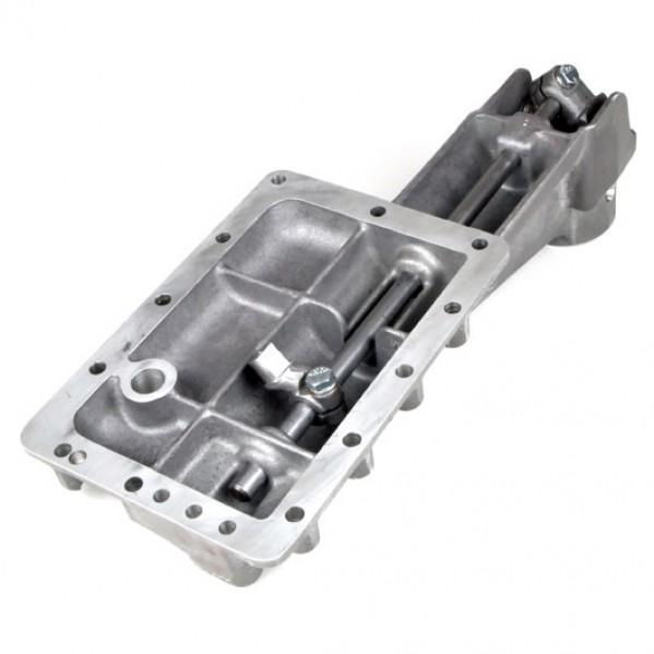 BJ7 Gearbox Lid - Assembled