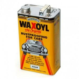 Waxoyl Clear - 5 Ltr