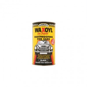 Waxoyl Black - 2.5 Ltr Pressure Can