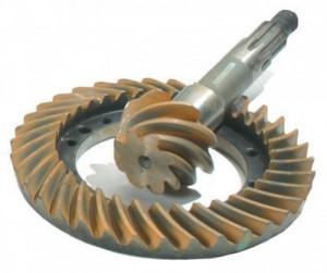 3.06 Crownwheel & Pinion New