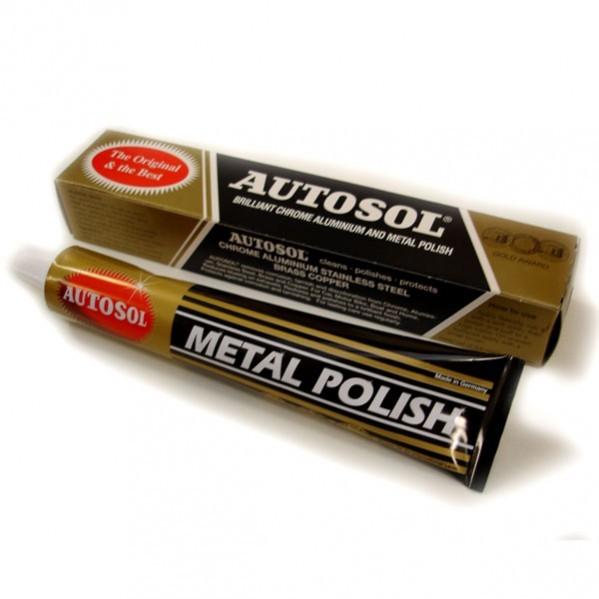 Chrome Polish - Autosol 75ml tube