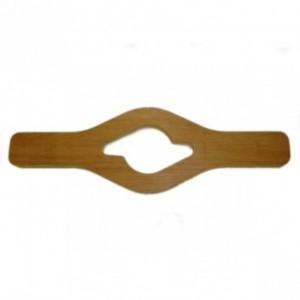 Wooden Spanner 2 eared spinner