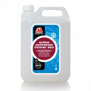 Millers Anti Freeze 5 Ltr - RED