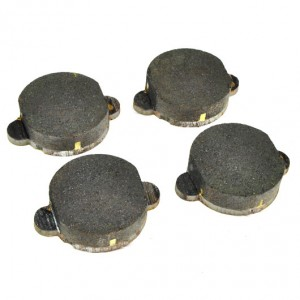 Round Dunlop Pads - DS2500