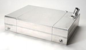 Aluminium Fuel Tank Foam Filled 6 Cylinder 68 Ltr