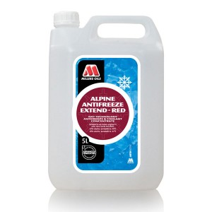 MILLERS ANTI-FREEZE - 5 LITRE
