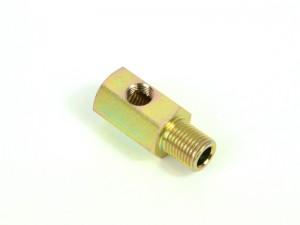 Tee Piece - oil press. switch