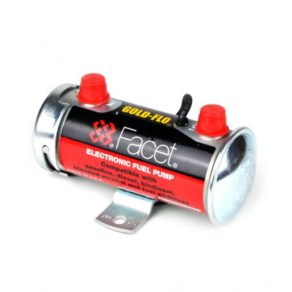 Competition Silver Top Fuel Pump- These Are Much More