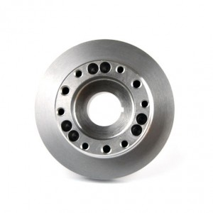 MGC Super Damper Pulley - Road