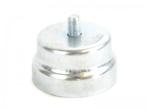 Grease Cap - Wire Wheel - Early