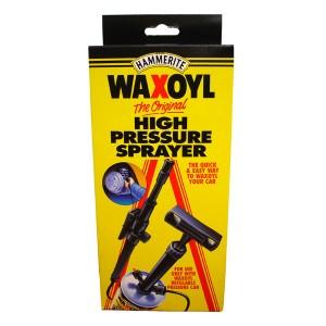 WAXOYL - HIGH PRESSURE SPRAYER