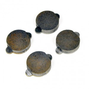 Round Dunlop Pads RS29