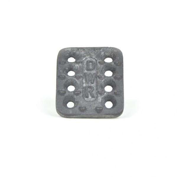 Wide Brake/Clutch Pedal Foot 6 Cylinder