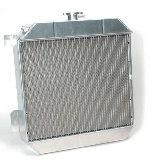 Aluminium Radiator 100/4 Thick Core