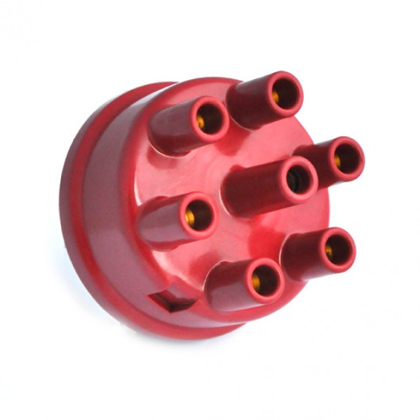 Mallory Distributor Cap - 6 Cylinder