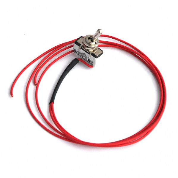 Overdrive Switch (with red wire)