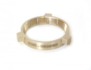 Brass Baulk ring - 2nd