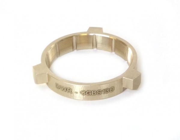 Brass Baulk ring - 2nd
