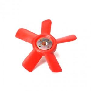 5 Blade Plastic Fan - 4 Cylinder