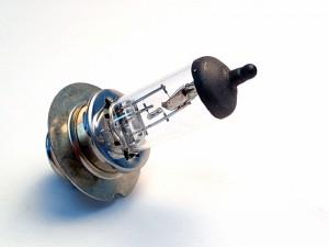 60/55w Halogen Bulb for Original Headlamp