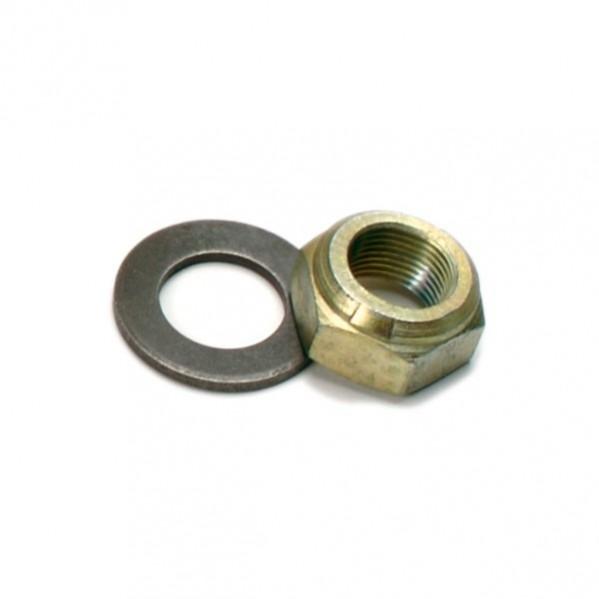 Heavy Duty Pinion Nut & Washer