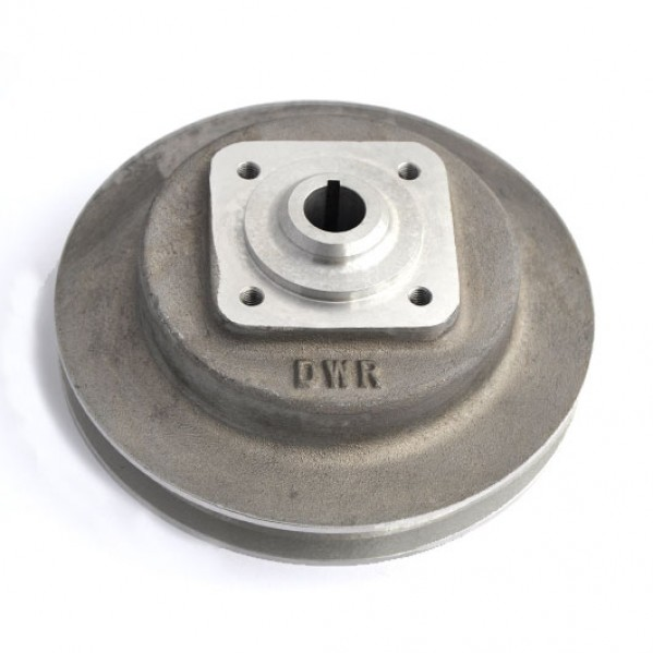 Aluminium Narrow Water Pump Pulley 4 Cylinder