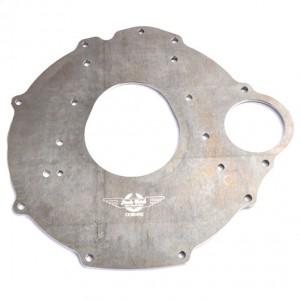 Aluminium backplate BN1 to BN2