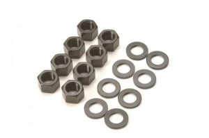 Heavy Duty Main Nut & Washer Set