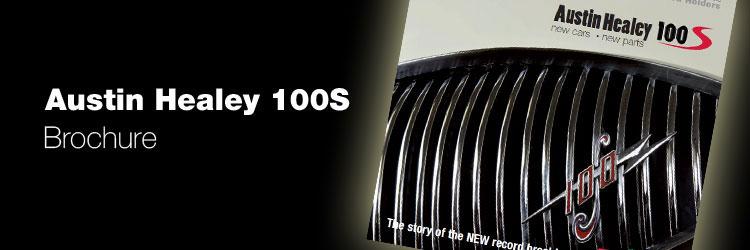 Austin Healey 100S Brochure
