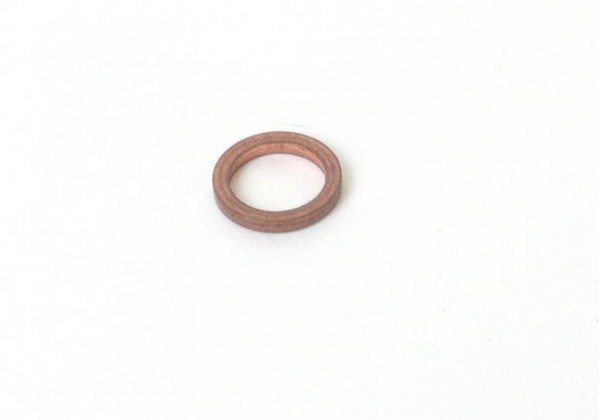 Copper washer - sender bulb