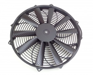 14 Electric Fan - Puller
