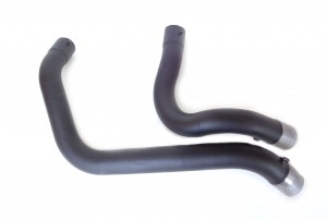 Down pipes 60mm-suit Straight Port Manifolds use JCEXS140W