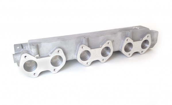 Weber Inlet Manifold - Str. port Jag. CNC PORTED 48mm