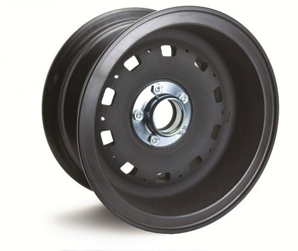 8 Rear Jaguar Wheel Machined Face