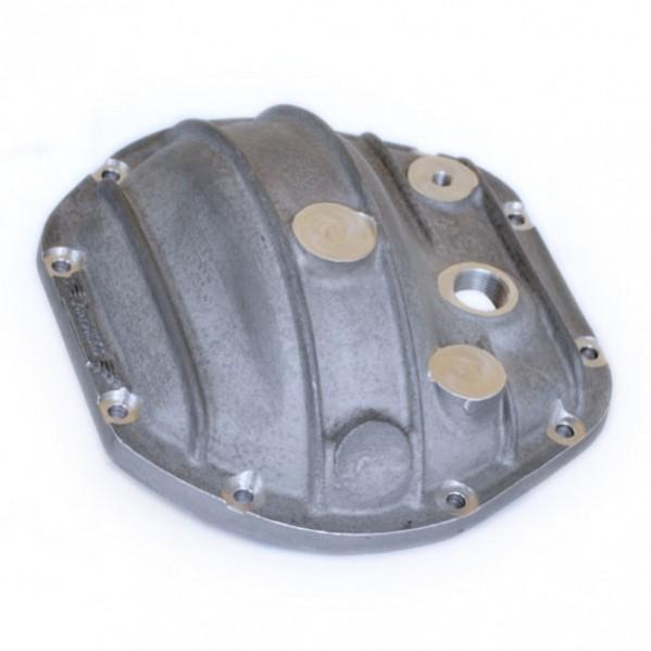 Jaguar Aluminium diff cover