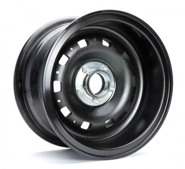 7 Front Jaguar Wheel Machined Face