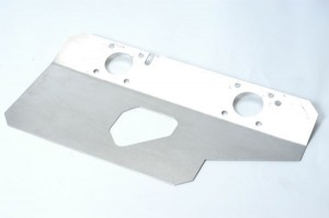 100/M Heat Shield Standard Linkage