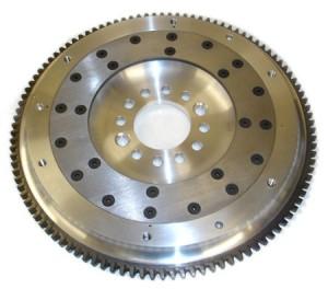 Jaguar Aluminium Flywheel Organic with 4.2 Ring Gear
