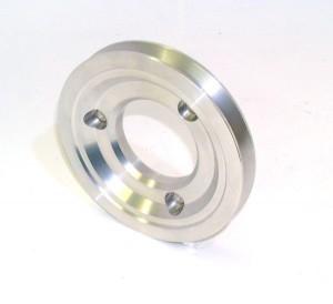 Fan Belt V Pulley-Jag S/Damper