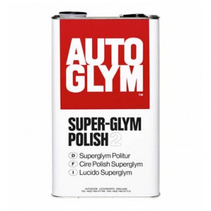 AUTO GLYM SUPERGLYM POLISH - 5 LITRE