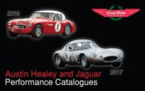 Catalogue USB Stick Healey 2016 Jaguar 2017