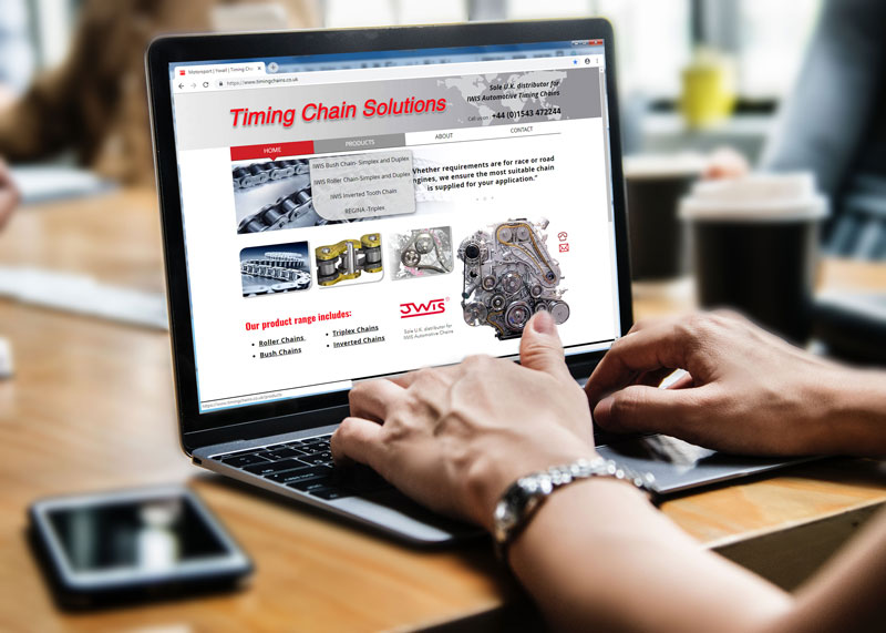 Timing Chain Solutions Website